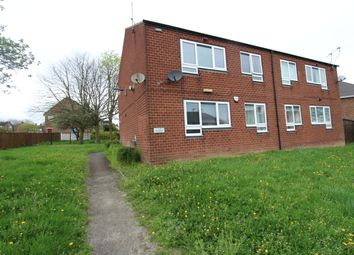 Thumbnail 1 bed flat to rent in Smelter Wood Crescent, Woodhouse, Sheffield
