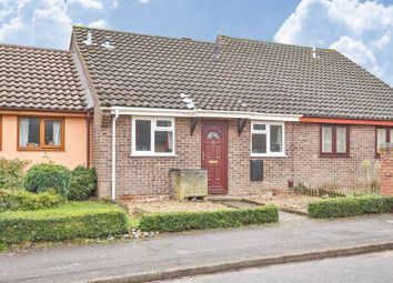 2 bed terraced bungalow for sale in Nursery Close, Hellesdon, Norwich NR6