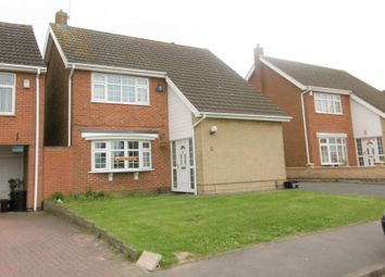 Thumbnail 3 bed detached house to rent in Severn Road, Oadby, Leicester