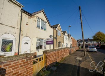 Thumbnail 3 bed terraced house for sale in Newcastle Street, Warsop, Mansfield