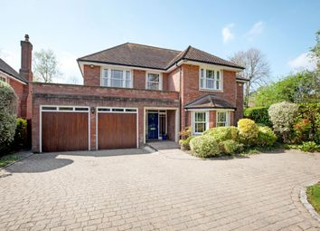 Thumbnail 5 bed detached house to rent in Linden Grange, Newlands Drive, Maidenhead, Berkshire