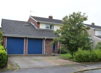 Thumbnail 5 bed detached house to rent in Oaklands, Leavenheath, Colchester