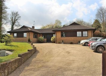 Thumbnail 4 bed detached bungalow for sale in Church End, Broxted, Dunmow