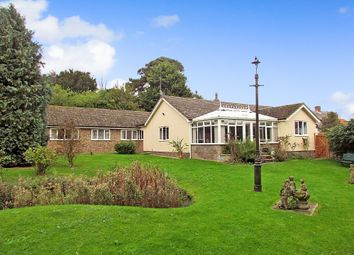 Thumbnail 5 bed detached bungalow for sale in Chediston, Halesworth