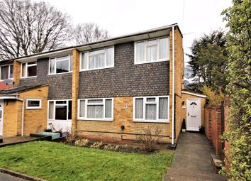 Thumbnail 3 bed end terrace house for sale in Woking, Surrey