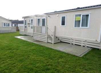 Thumbnail 3 bed mobile/park home for sale in Marlow, Pentewan, St. Austell