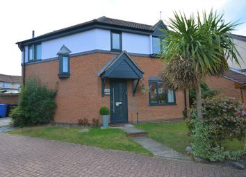 Thumbnail 3 bed detached house for sale in Bloomfield Way, Carlton Colville, Lowestoft