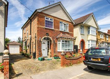 Thumbnail 3 bed detached house for sale in North Road, Brightlingsea, Colchester