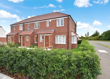 Thumbnail 3 bed end terrace house for sale in Halcrow Avenue, Waterside, The Bridge, Dartford