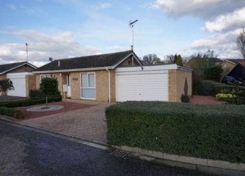 Thumbnail 3 bed bungalow to rent in Peacock Way, Bretton, Peterborough