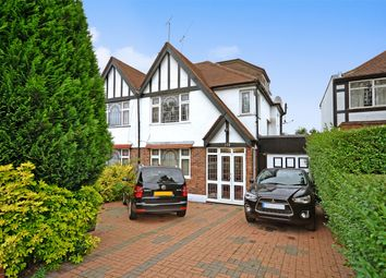 Thumbnail 4 bedroom semi-detached house for sale in Carlton Avenue West, Wembley, Middlesex