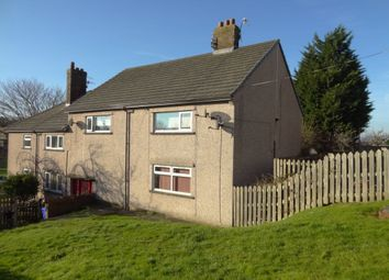 Thumbnail 2 bed flat for sale in Byron Road, Colne