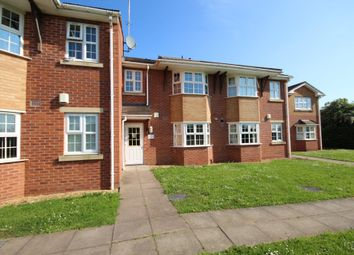 Thumbnail 2 bed flat to rent in Shelley Court, Longfellow Road, Coventry