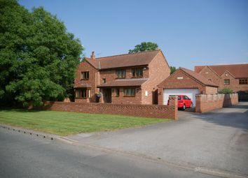 Thumbnail 4 bed detached house for sale in Old School Close, Sykehouse, Goole