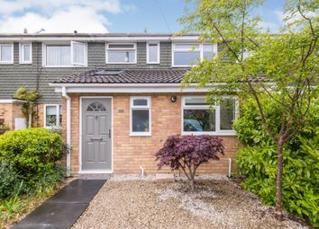 Thumbnail Terraced house for sale in Meon Crescent, Chandler's Ford, Eastleigh