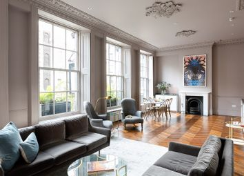 Thumbnail Serviced flat to rent in Chilworth Street, London