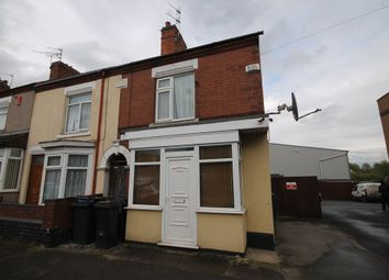 Thumbnail 2 bed end terrace house for sale in Regent Street, Nuneaton