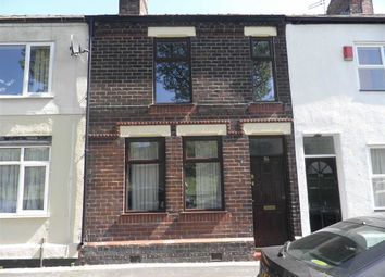 Thumbnail 2 bedroom terraced house for sale in Sutton Street, Howley, Warrington, Cheshire