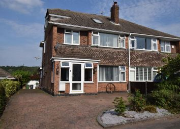 Thumbnail 4 bed semi-detached house for sale in Rosslyn Road, Whitwick, Coalville