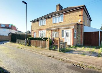 Thumbnail 3 bed semi-detached house for sale in Dunholme Green, London