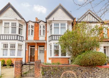 Thumbnail 3 bed terraced house for sale in New River Crescent, London
