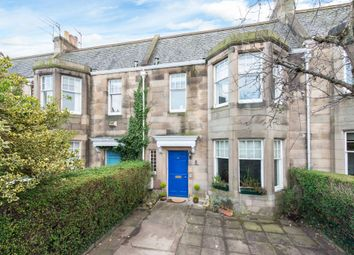 Thumbnail 4 bed terraced house for sale in 36 Inverleith Gardens, Edinburgh