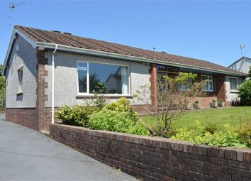 Thumbnail 4 bed detached bungalow for sale in Chapel Road, Three Crosses, Swansea