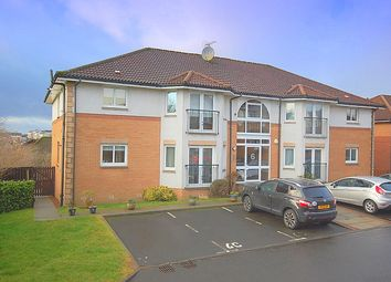 Thumbnail 2 bed flat for sale in Melfort Gardens, Clydebank, West Dunbartonshire