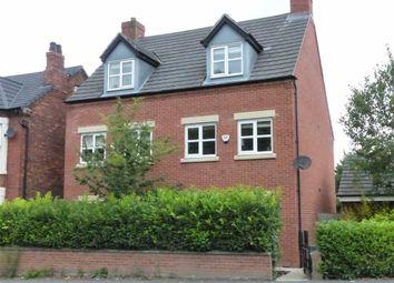 Thumbnail 3 bed semi-detached house for sale in Winnington Old Lane, Winnington, Cheshire
