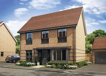 Thumbnail 3 bed detached house for sale in The Enfield, Little Colliers Field, Great Oakley, Corby, Northamptonshire