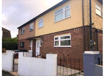 Thumbnail 3 bed semi-detached house for sale in Roche Avenue, Leek