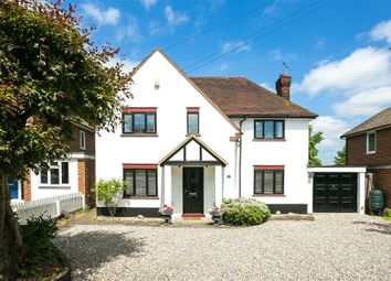 Thumbnail 4 bed detached house for sale in Oakwood Avenue, Hutton, Brentwood, Essex