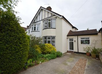 Thumbnail 2 bedroom semi-detached house for sale in Waverley Avenue, Whitton, Twickenham