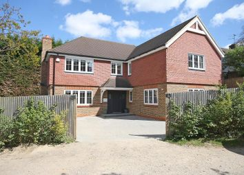 Thumbnail 4 bed detached house for sale in Doods Park Road, Reigate
