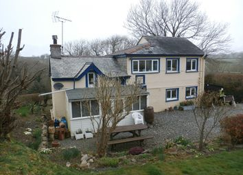 Thumbnail 3 bed detached house for sale in Pennant, Llanon