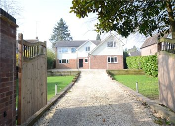 Thumbnail 4 bed detached house for sale in Peppard Road, Sonning Common, Reading