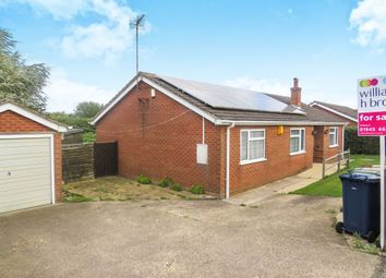 Thumbnail 3 bedroom detached bungalow for sale in March Road, Friday Bridge, Wisbech