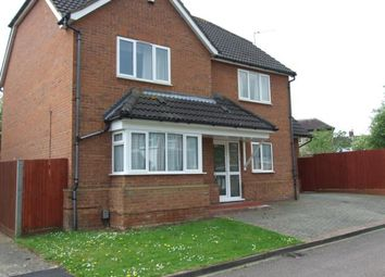 Thumbnail 4 bedroom detached house to rent in Meadowbank, Hitchin