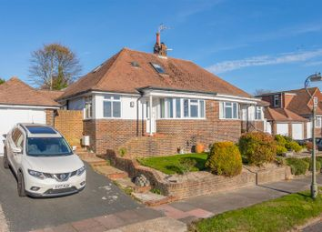 Thumbnail 5 bed property for sale in Redhill Drive, Brighton