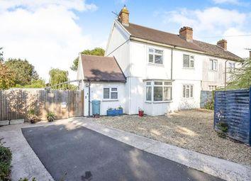 Thumbnail 3 bed semi-detached house for sale in Boleyn Cottages, Church Road, Swindon Village, Cheltenham