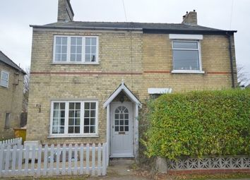 Thumbnail 3 bedroom property to rent in Saffron Road, Histon
