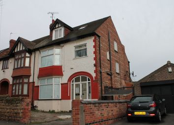 Thumbnail 7 bed semi-detached house to rent in Harlaxton Drive, Lenton, Nottingham