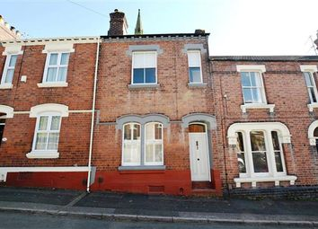 Thumbnail 3 bed terraced house for sale in West Street, Newcastle, Newcastle-Under-Lyme