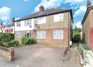 Thumbnail 2 bed maisonette for sale in Peel Court, Ravenor Park Road, Greenford