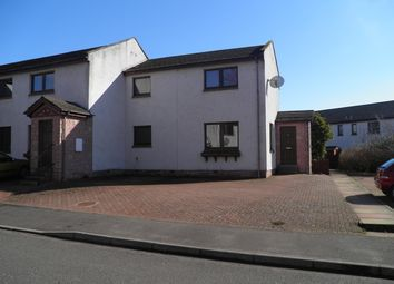 Thumbnail 2 bed end terrace house to rent in Service Road, Forfar