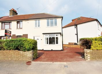 Thumbnail 3 bed semi-detached house for sale in Lawrence Avenue, London