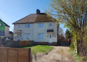 Thumbnail 5 bedroom semi-detached house for sale in Heath Road, Swaffham Bulbeck, Cambridge