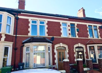 Thumbnail 3 bed property to rent in Fairfield Avenue, Cardiff