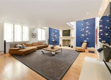 Thumbnail 4 bed mews house for sale in Montepelier Mews, Knightsbridge, London