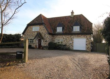Thumbnail 5 bed detached house for sale in Main Street, Wentworth, Ely